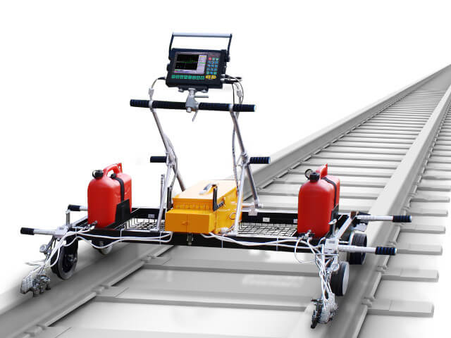 Rail inspection systems