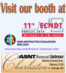 NDT conferences and exhibitions 2014
