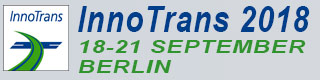 InnoTrans 2018 , International Trade Fair for Transport Technology.