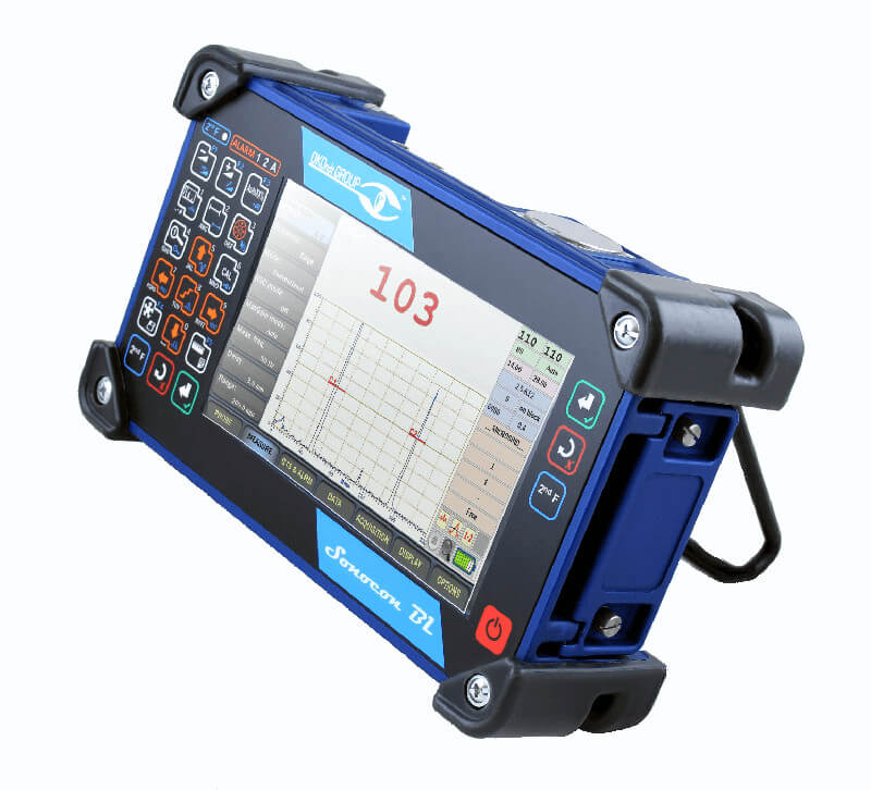 Portable Ultrasonic Flaw Detector Sonocon BL