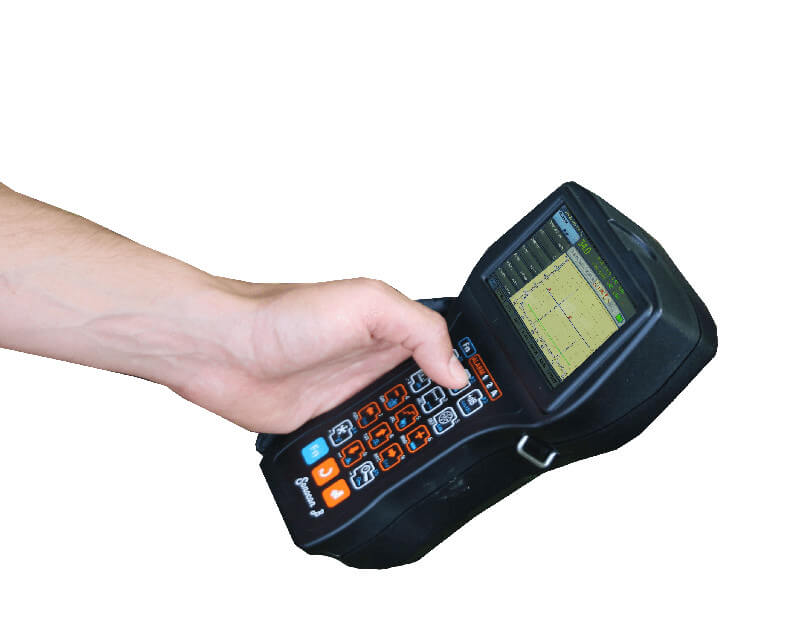 Portable Ultrasonic Flaw Detector Sonocon B